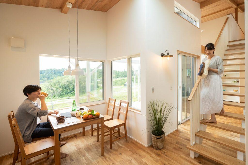 徳島で注文住宅を購入される方必見!中庭を設置するメリットとは?