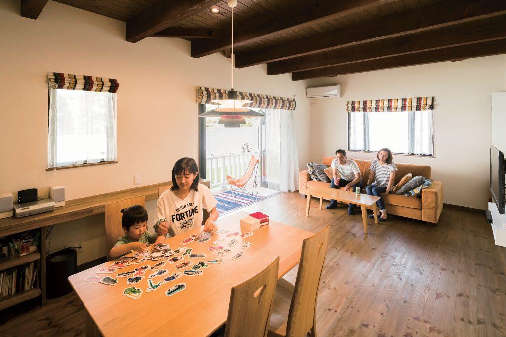 徳島に住むなら注文住宅!リビング収納のメリットとは?