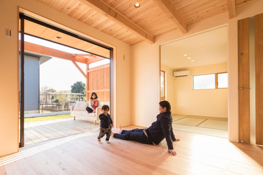 話題のパッシブデザインとは?徳島で注文住宅に住むなら必見!