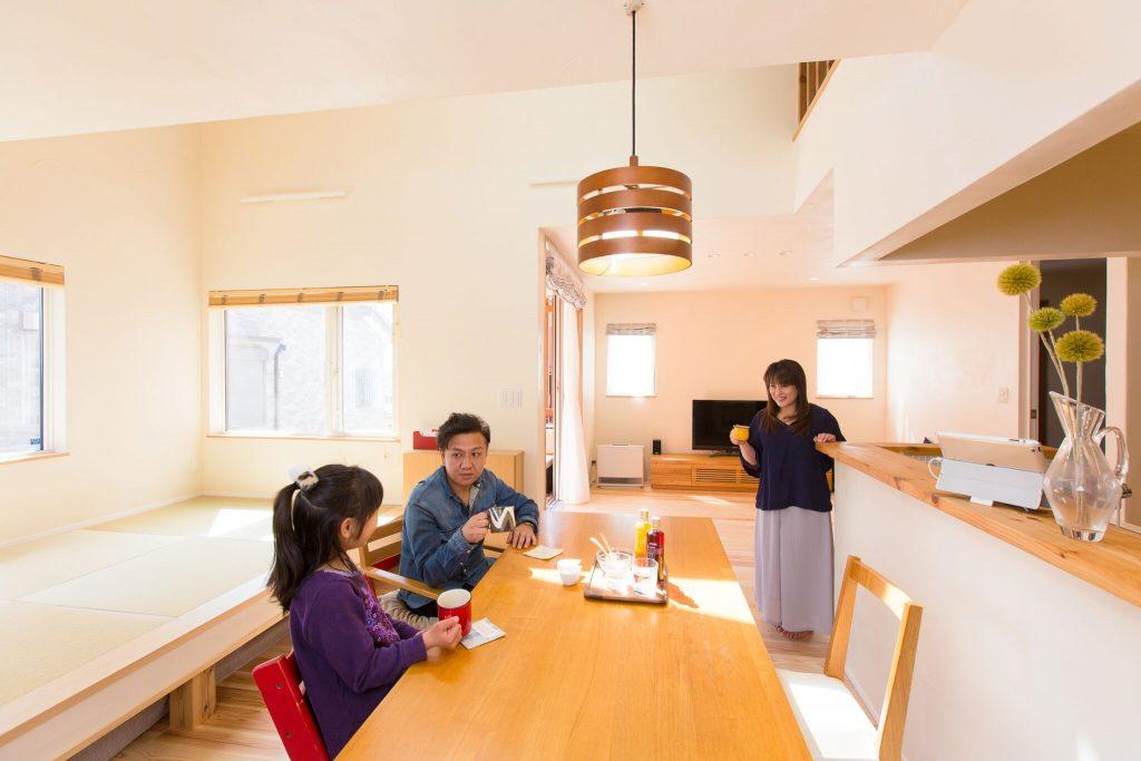 徳島で注文住宅をお考えの方必見!狭小住宅にするメリットを紹介します!