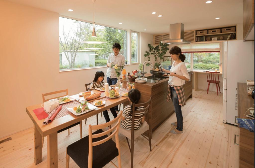 徳島で注文住宅を購入される方必見!床材の種類をご紹介!