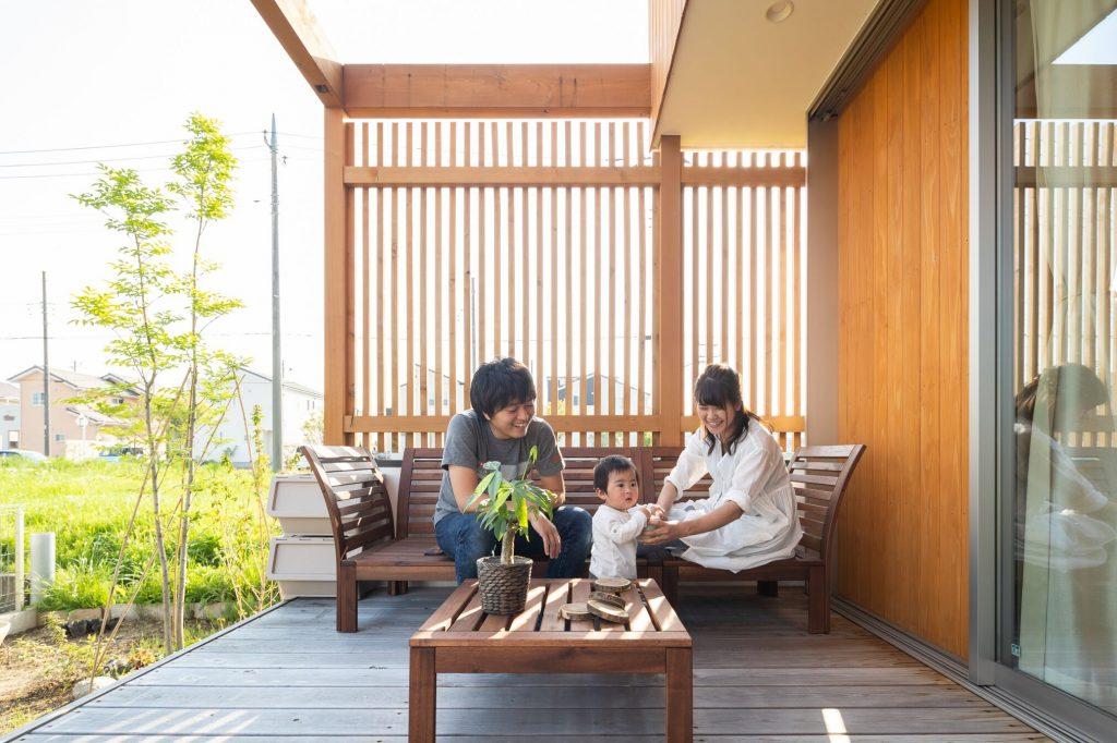 注文住宅にデッキを設置する際の費用について紹介|徳島県在住の方必見